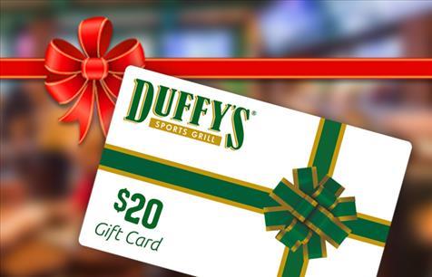 $20 Gift Card Holiday Bonus