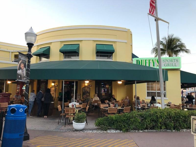 Find family-friendly fare at Duffy's Sports Grill