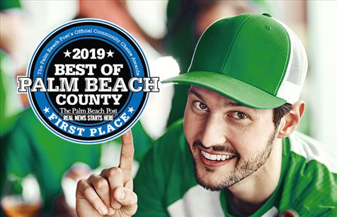 Voted Best Sports Bar