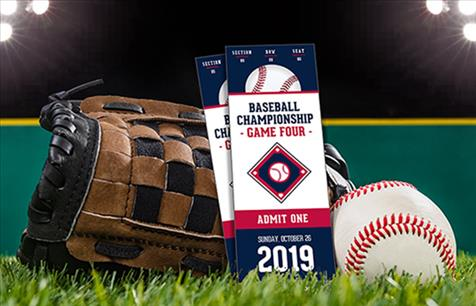 Win Baseball Championship Tickets!