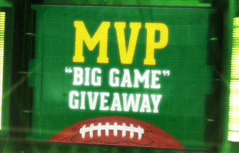 "MVP ""Big Game"" Giveaway"