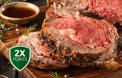 Prime Rib Night NOW Fridays & Saturdays