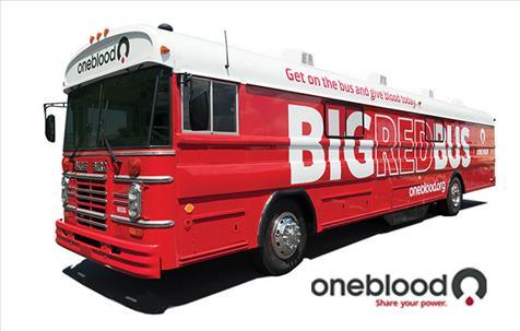 OneBlood Drive Tour