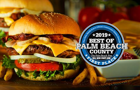Voted Best Burger