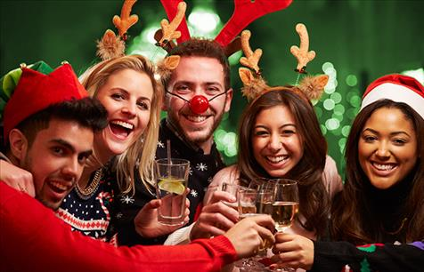 Book Your Holiday Party