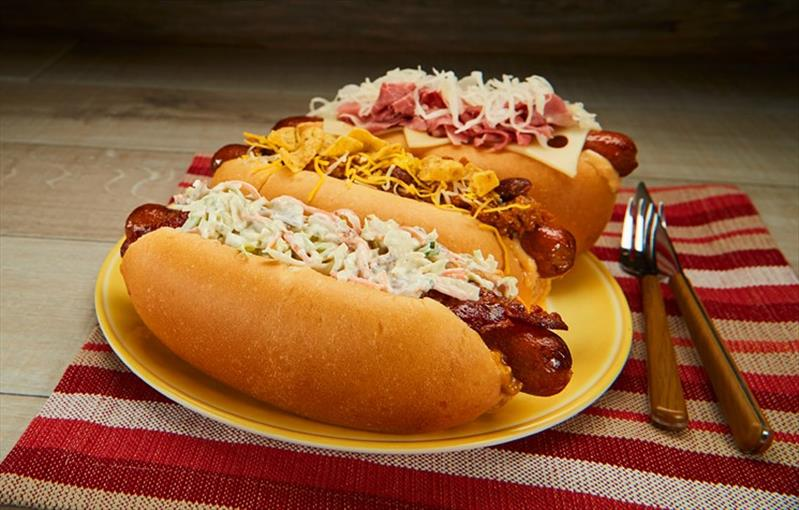 Duffy's Sports Grill Releases Over-the-Top Summer Hot Dog Menu