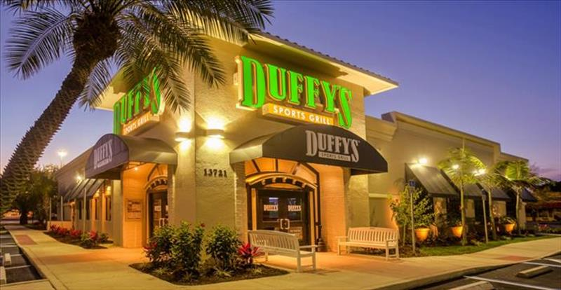 Duffy's Sports Grill Announces Re-Opening Plans