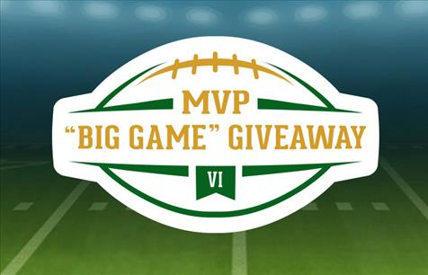 "MVP ""Big Game"" Giveaway 2019"