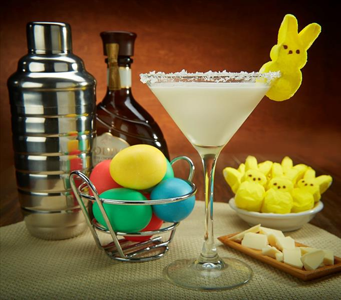 Cocktail of the Week: Duffy's Peep-tini