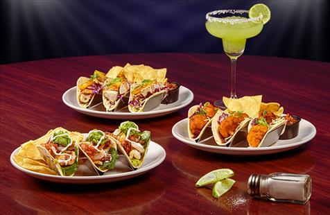 NEW Taco Trios