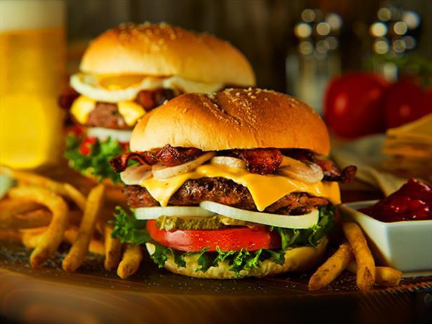 1/2 lb. Certified Angus Beef Burgers