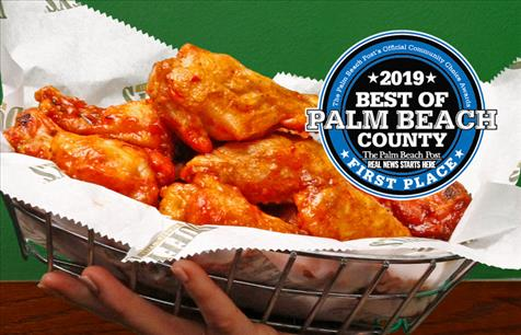 Voted Best Wings